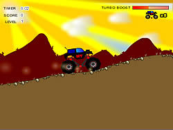 Big Monster Truck game