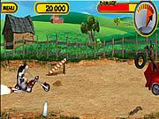 Otis' Chopper Challenge game