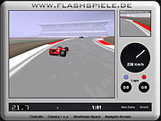 Flash Race game