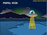 Alien Abduction game