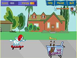 Puff's Skate Jam game
