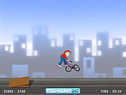 Play Bmx boy Game