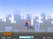 juego BMX Boy