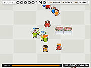 Play Friends chase Game
