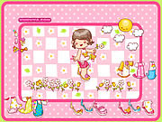 Play Baby clothing dressup Game
