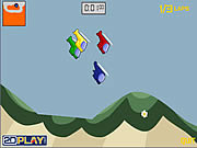 Play Heli racer Game