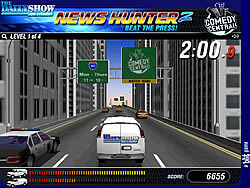 Permainan News Hunter 2 - Beat the Press