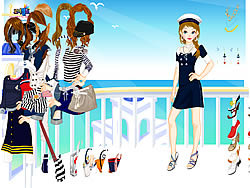 Sailor Girl Dressup 2 game