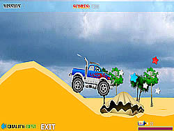 Super Racer game
