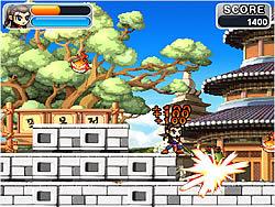 Ninja Kid game