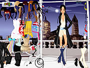 Play New york dressup Game