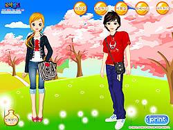 玩免费游戏 Bestfriend Dressup 2