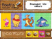 Play Poohs hunnypot challenge Game