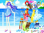 Play Cruise star dressup Game