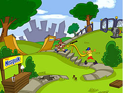 Permainan Nesquik Quest