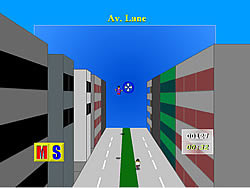 Superman The Actionscript Adventure game