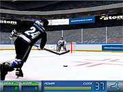 Super Slapshot 3D game