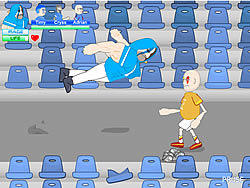Football Hooligan game