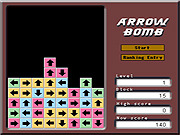 Play Arrow bomb Game