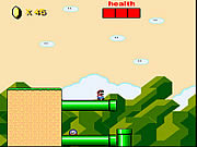 Play New super mario world Game
