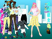 Play Janice dressup Game