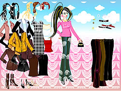 Chique Fashion Dressup game