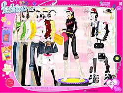 Cool Fashion Dressup 2 game