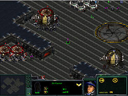 Starcraft Flash RPG game