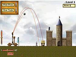 Gioca gratuitamente a Lords 3 - Catapult