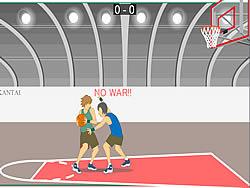 Maglaro ng libreng laro Air Raid Basketball