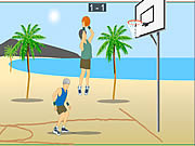 Play Air raid basketball Game