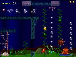 Permainan Mad Pac Underwater