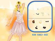 Ashley Tisdale Dress Up game