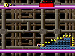 New Super MArio World 3 game