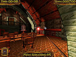 Harry Potter - Catch the Pixies game