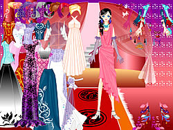 Prom Fashion game