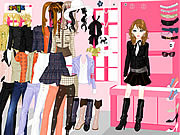 Chique Fashion Dressup2 game