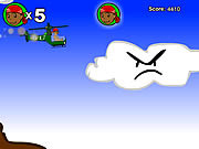 Play Fly the copter extreme Game