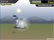 Play Old angry wizard Game