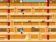 juego Ninja Keys