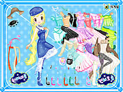 Doll superstar dressup Spiele