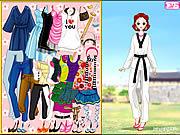 Play Kendo girl Game