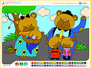 Bear family Gioco