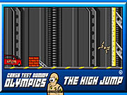 Play Crash test dummy olympics Game