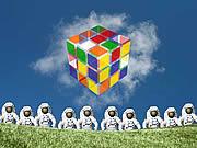 Rubic Cube game