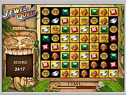 Spielen Sie das Gratis-Spiel  Jewel Quest