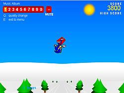 Sonic 3D Snowboarding παιχνίδι