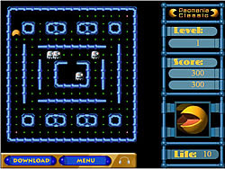 Pacmania III game