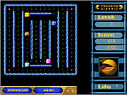 Play Pacmania iii Game