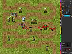 Duels Defense game